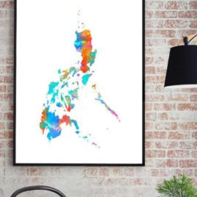 Current Filipino Wall Art In Filipino Art Etsy, Philippine Paintings Wall Art – The Beyer Foundation (View 7 of 15)