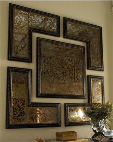 Current Framed Wall Art Set Of Designs Piece Great Framed Wall Art Sets Throughout Brown Framed Wall Art (View 2 of 15)