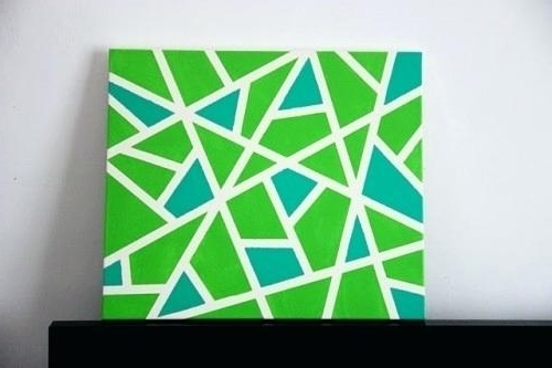 Current Geometric Modern Metal Abstract Wall Art With Regard To Geometric Wall Art Geometric Wall Art Magnificent Geometric Wall Art (View 14 of 15)