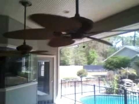 Current Harbor Breeze Outdoor Ceiling Fans With Lights With 52' Harbor Breeze Outdoor Ceiling Fans – Youtube (View 1 of 15)