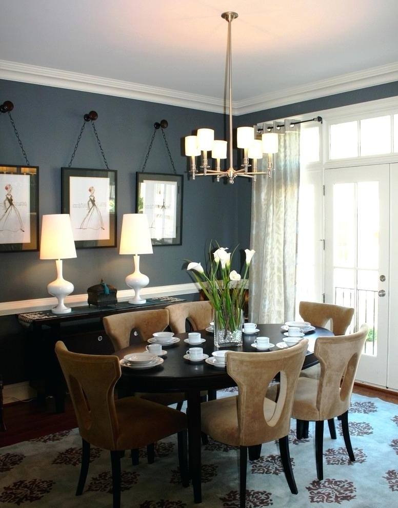 Current Kitchen And Dining Wall Art Inside Dining Room Wall Art Decor Surprising Dining Room Wall Ideas  (View 3 of 15)