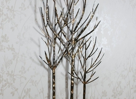 Current Kohls Metal Tree Wall Art Inside 13 Wall Art Tree, Metal Wall Art And Wall Decor Trees Gurtan Designs (View 12 of 15)