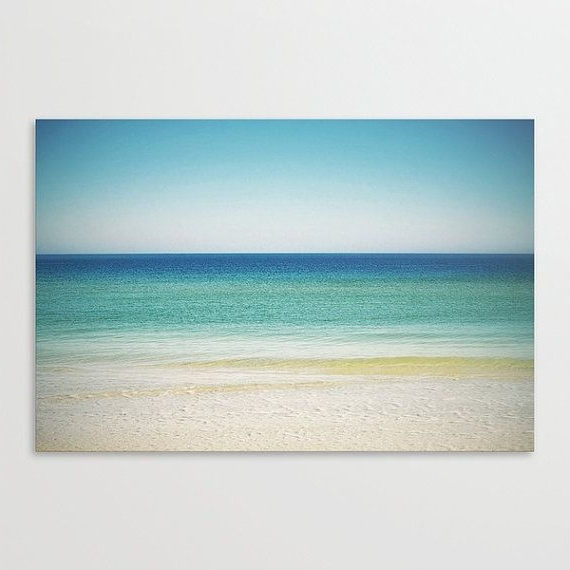 Current Nautical Canvas Wall Art In 29 Beach Canvas Wall Art, Beach Artwork Canvas Wwwimgkidcom The (View 4 of 15)