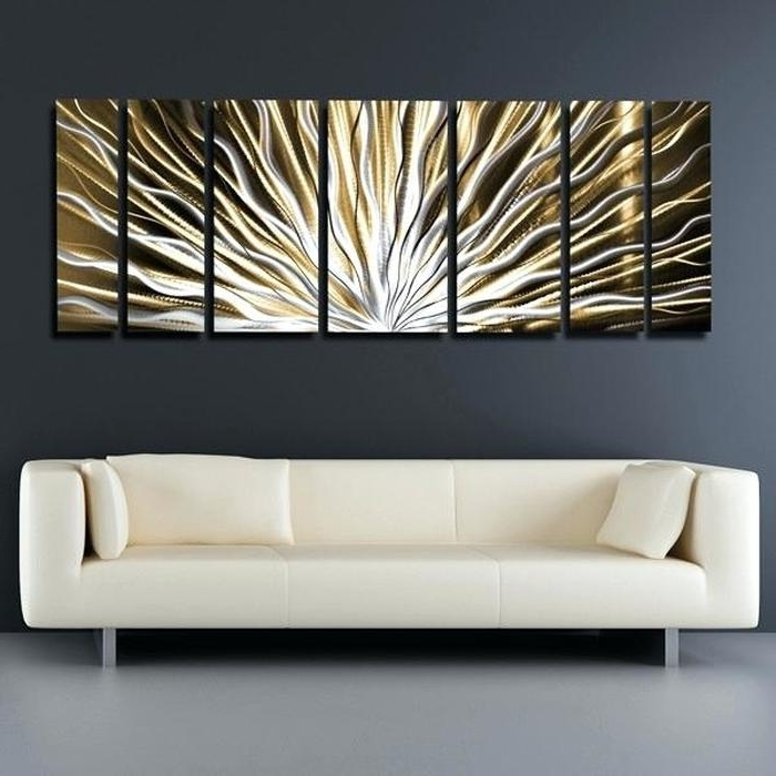 Current Oversized Wall Art Contemporary Pertaining To  (View 4 of 15)