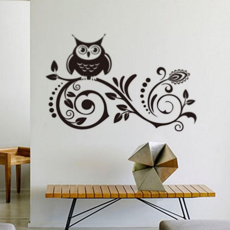 Featured Photo of Owl Wall Art Stickers