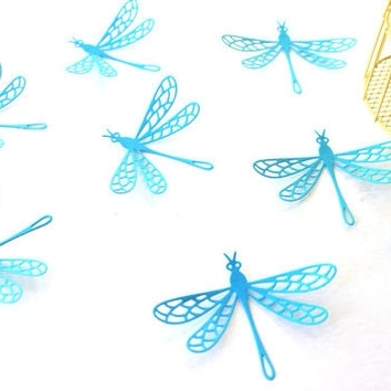 Current Shop Dragonfly Wall Decor On Wanelo In Dragonfly 3D Wall Art (View 2 of 15)