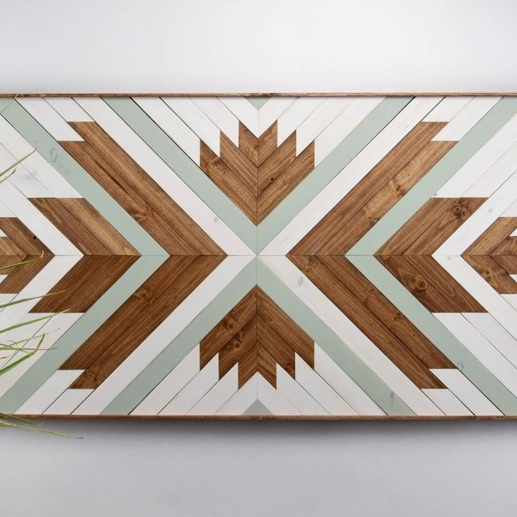 Current Wall Art On Wood Within Modern Wooden Wall Art (View 1 of 15)