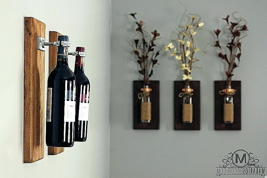 Current Wine Theme Wall Art Throughout Wine Theme Wall Art Wine Themed Wall Art Elegant Spiral Wine Rack (View 2 of 15)