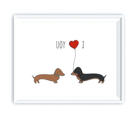 Dachshund Wall Art Regarding Most Current Dachshund Wall Art Dachshund Wall Art Uk – Vaughanbrosart (View 7 of 15)