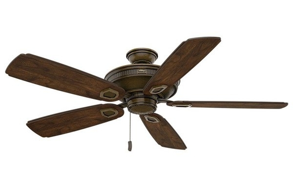 Delmarfans With Regard To Outdoor Ceiling Fans With Pull Chain (View 13 of 15)
