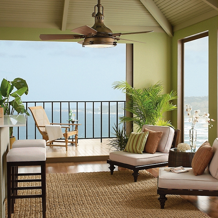 Design Matters Intended For Damp Rated Outdoor Ceiling Fans (View 9 of 15)