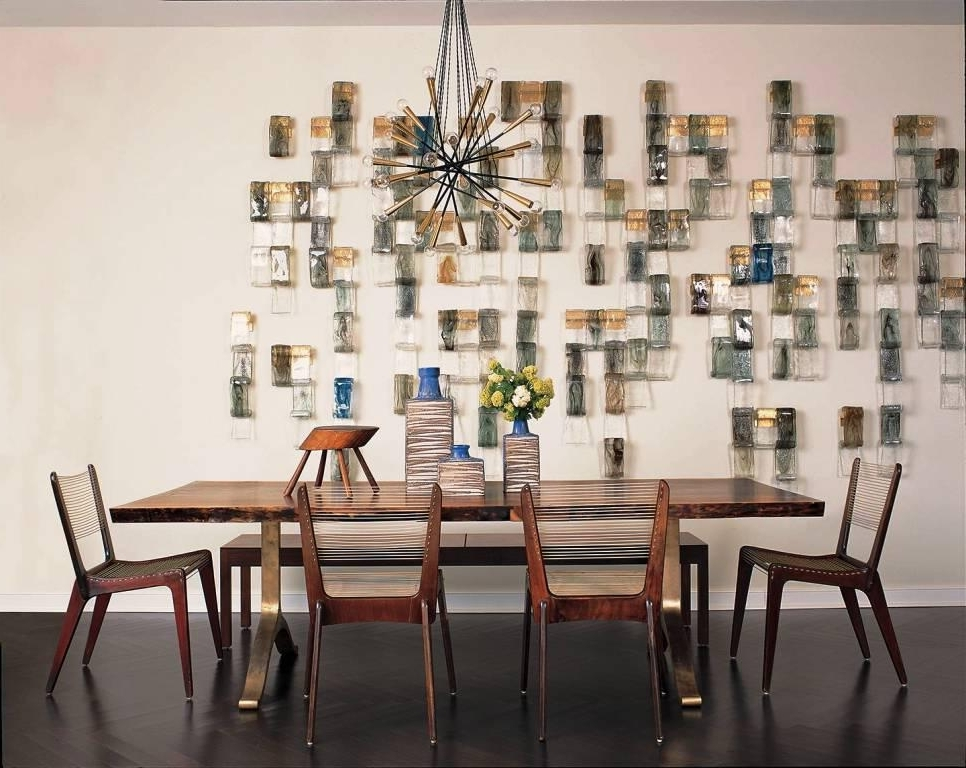 Dining Wall Art With Trendy Wall Art Ideas For Dining Room — Home Designs Insight : Dining Room (View 6 of 15)