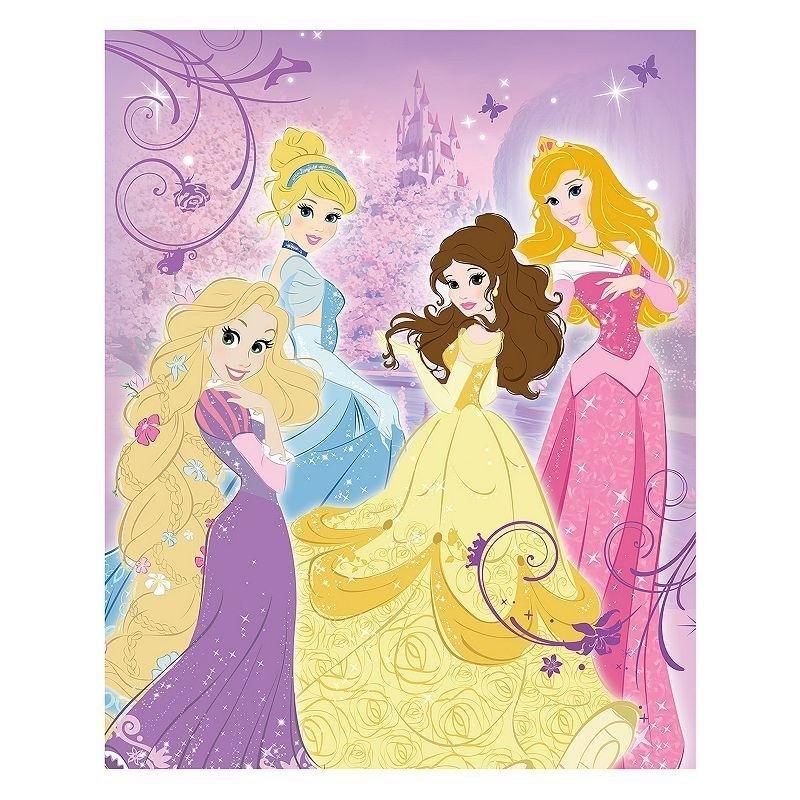 Disney Princess Framed Wall Art With Popular Disney Princess Framed Wall Art, Multicolor (View 5 of 15)