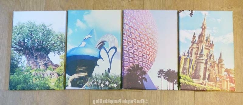 Featured Photo of Disney Canvas Wall Art