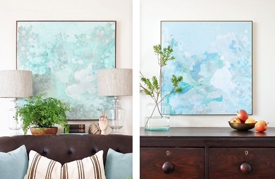 Diy Abstract Wall Art Within Latest Abstract Art Tutorial (View 5 of 15)