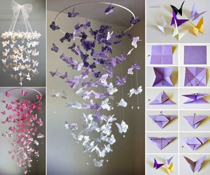 Diy Butterfly Wall Art Epic Diy Wall Art Pinterest – Home Design And With Regard To Most Current Pinterest Diy Wall Art (View 6 of 15)