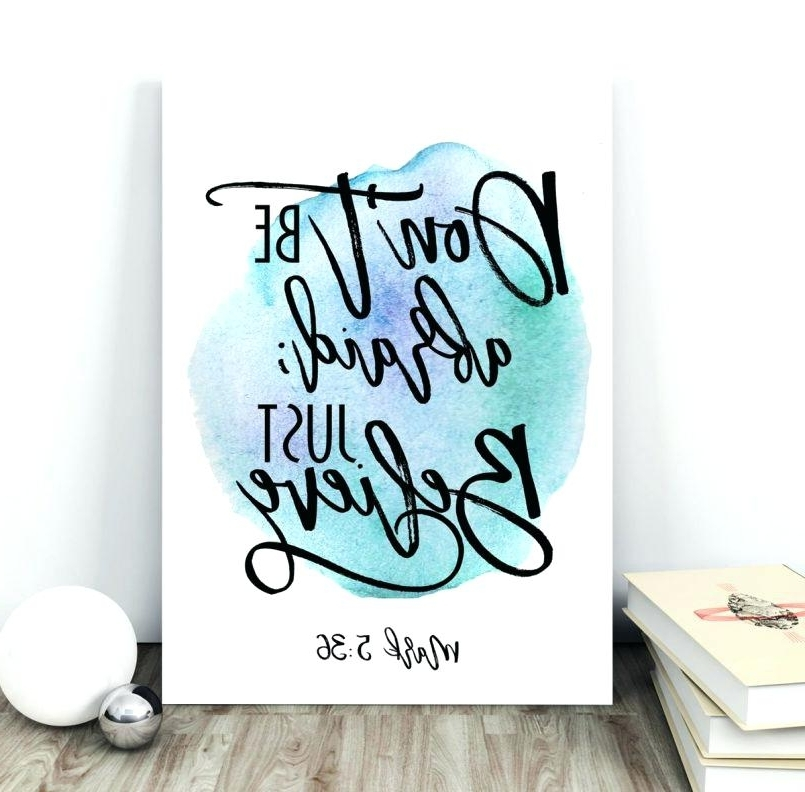 Diy Canvas Wall Art Quotes Inside Fashionable Canvas Wall Art Quotes Vintage Mix Match Home Wall Art Canvas Quote (View 12 of 15)