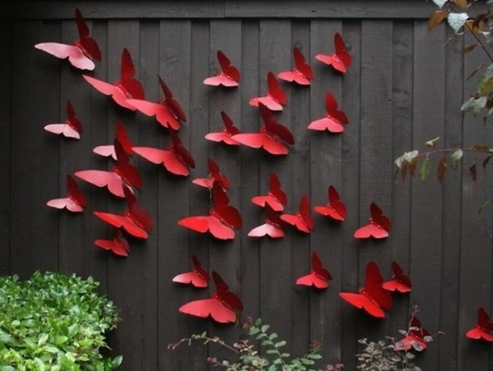 Diy Garden Wall Art With Regard To Fashionable  (View 8 of 15)