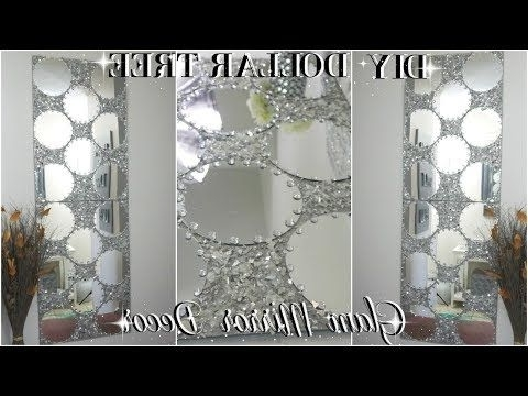 Diy Mirrored Wall Art Decor (View 9 of 15)