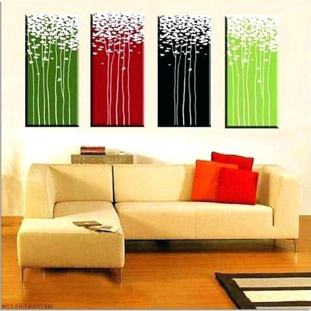 Diy Modern Wall Art Diy Modern Canvas Wall Art – Firdaus Inside Well Known Diy Modern Abstract Wall Art (View 7 of 15)