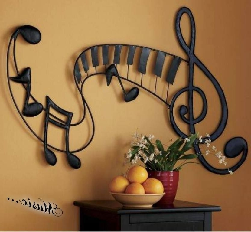 Featured Photo of Metal Music Wall Art
