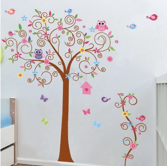 Eaaacdcbbeeeebb Simple Girl Wall Decals – Home Design And Wall With Recent Little Girl Wall Art (View 10 of 15)