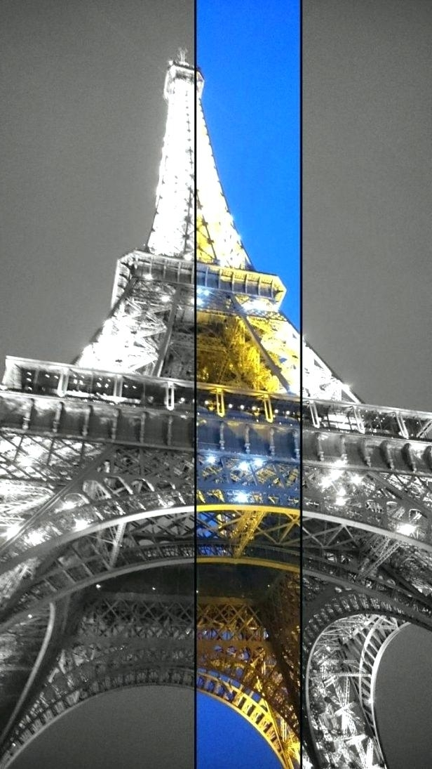 Eiffel Tower Metal Wall Art Wall Arts Tower Metal Wall Art La Tour In Newest Eiffel Tower Metal Wall Art (View 8 of 15)
