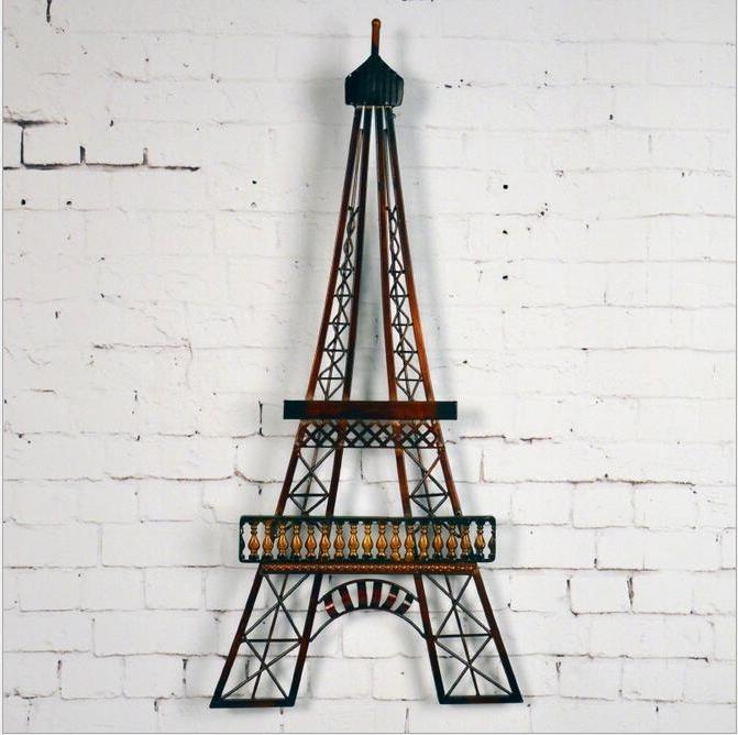Eiffel Tower Wall Art Roselawnlutheran, Eiffel Tower Wall Art With Most Popular Eiffel Tower Wall Hanging Art (Gallery 4 of 15)