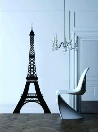 Eiffel Tower Wall Hanging Art within Favorite Eiffel Tower Wall Decor Wall Art Metal Tower Wall Art Of Photos