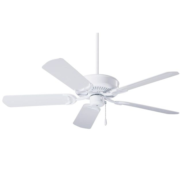Emerson Ceiling Fans Cf654Ww Sea Breeze 52 Inch Indoor Outdoor Intended For 2017 Wet Rated Emerson Outdoor Ceiling Fans (Gallery 6 of 15)