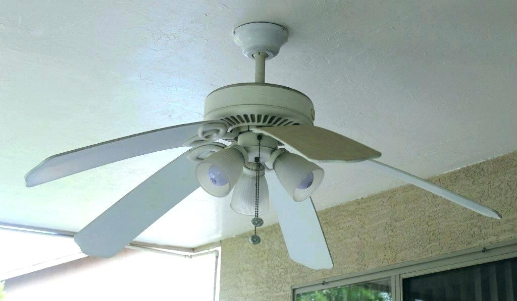 Enclosed Outdoor Ceiling Fans Intended For Current Enclosed Blade Ceiling Fan Ceiling Fan Blades Stylish Enclosed (Gallery 15 of 15)