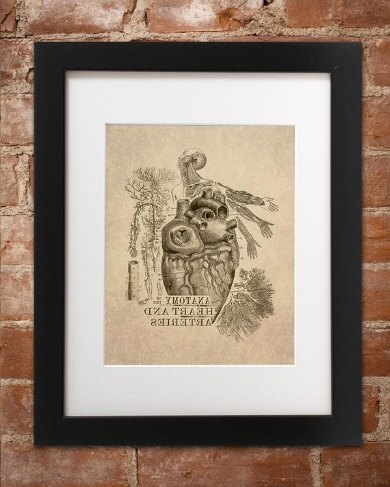 Etsy For Medical Wall Art (View 14 of 15)