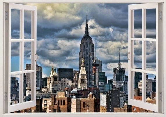 Etsy For Most Popular New York 3D Wall Art (Gallery 11 of 15)