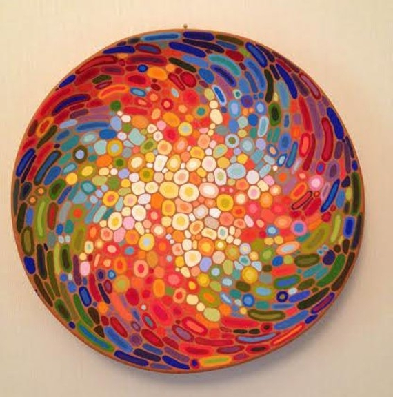 Etsy intended for Large Ceramic Wall Art