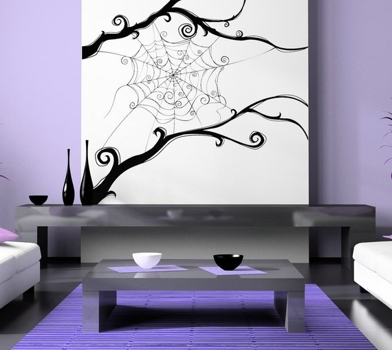Etsy Throughout Preferred Tim Burton Wall Decals (Gallery 8 of 15)