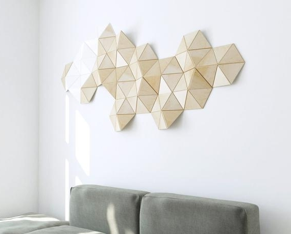 Etsy Throughout Well Known 3D Wall Art Etsy (Gallery 1 of 15)