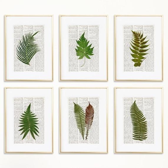 Etsy with Botanical Prints Etsy