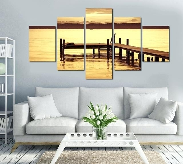 Exotic Wall Art Intended For 2017 Exotic Wall Art Selling With Exotic Charming Scenery Canvas Print (View 12 of 15)
