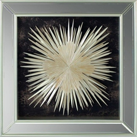 Explosion – 3D Box Frame Decor Wall Artnovadeko On Deviantart Within Most Recent Framed 3D Wall Art (Gallery 1 of 15)