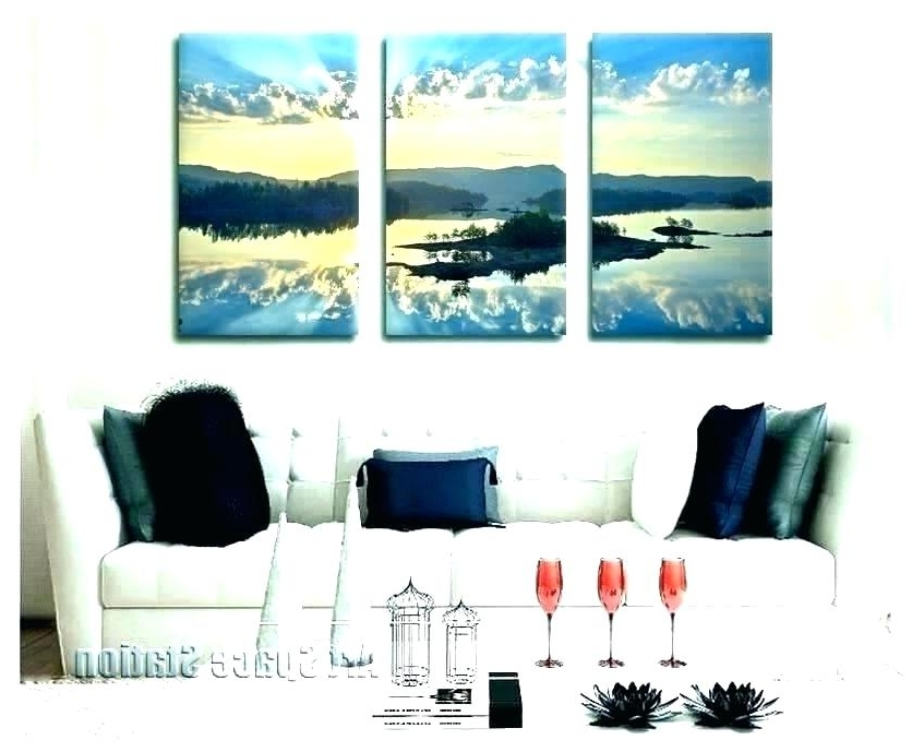 Extra Large Canvas Abstract Wall Art (View 11 of 15)