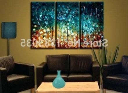 Famous 3 Piece Canvas Wall Art Set 3 Piece Wall Decor Set 3 Piece Canvas Inside Three Piece Wall Art Sets (View 7 of 15)
