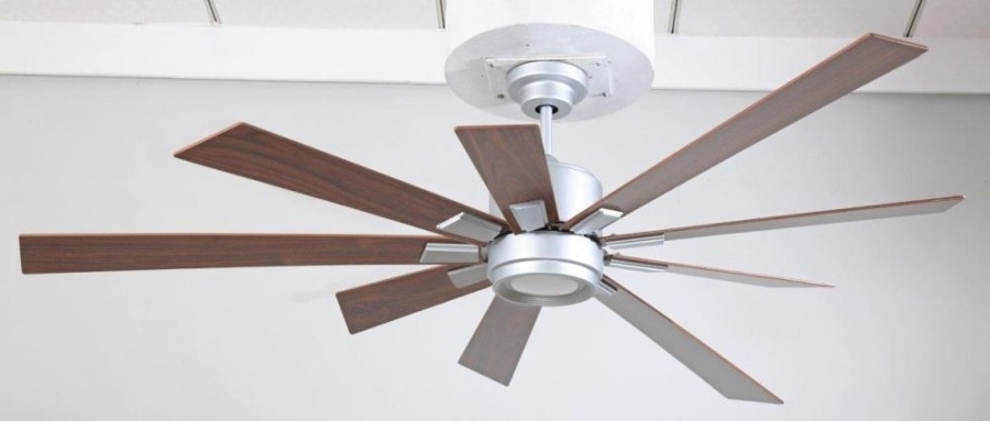 Famous 72 Predator Bronze Outdoor Ceiling Fans With Light Kit For 72 In Ceiling Fans Lighting The Home Depot With Regard To Fan (View 13 of 15)
