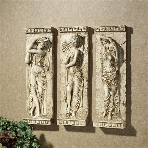 Famous Arch And Columns Wall Sticker Greek Wall Art, Greek Wall Decor Intended For Greek Wall Art (View 2 of 15)