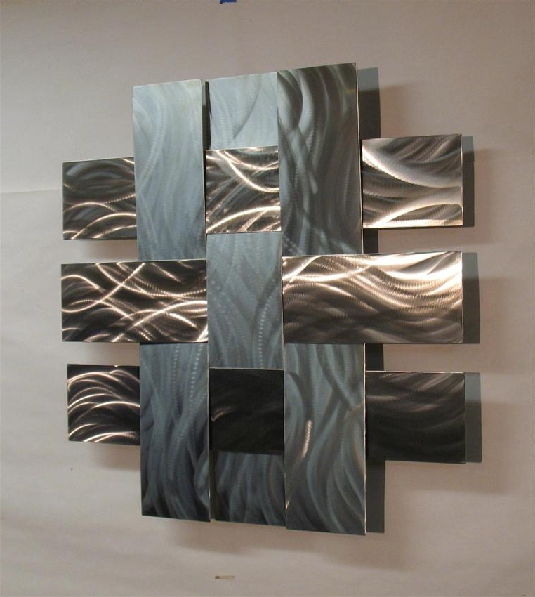 Famous Big Metal Wall Art Intended For Wall Decoration (View 6 of 15)