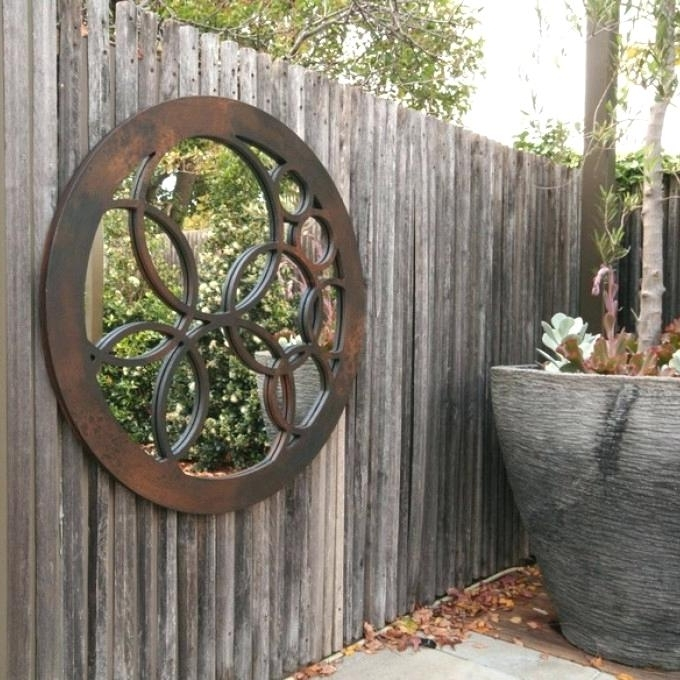 Famous Captivating Outdoor Wall Art Metal Wall Art Large Outdoor Wall Art Intended For Contemporary Outdoor Wall Art (View 15 of 15)