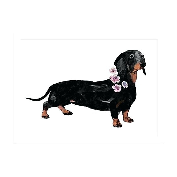 Famous Dachshund Wall Art Regarding Dachshund Wall Art Dachshund Dachshund Metal Wall Art – Dannyjbixby (View 15 of 15)