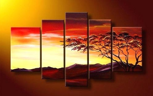 Famous Five Piece Canvas Wall Art 5 Piece Framed Canvas Wall Art 5 Piece Throughout 3 Pc Canvas Wall Art Sets (View 14 of 15)