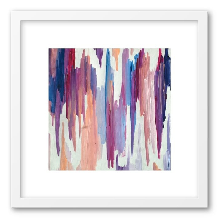 Famous Free Abstract Art Printables Pertaining To West Elm Abstract Wall Art (View 3 of 15)
