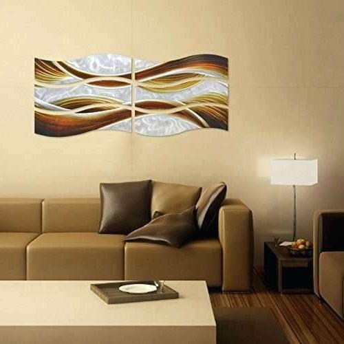Famous Horizontal Metal Wall Art – Psycc Regarding Horizontal Metal Wall Art (View 4 of 15)