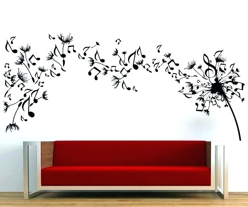 Famous Music Themed Wall Art Pertaining To Music Wall Decor Gallery Of Art Music Wall Art Sheet Music Wall (View 15 of 15)